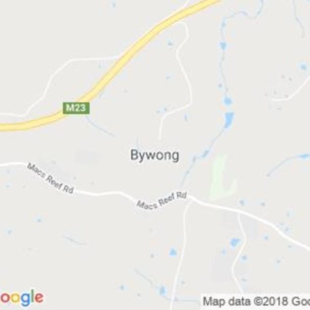 Bywong, NSW field guide