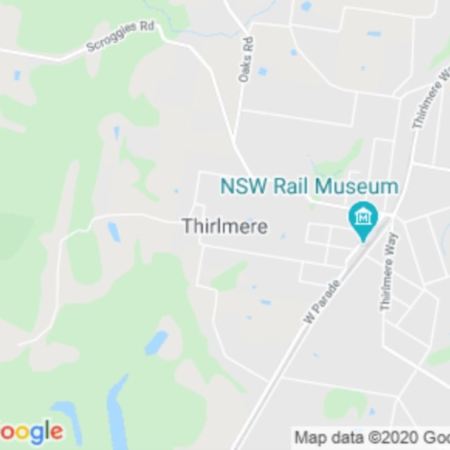 Thirlmere, NSW field guide