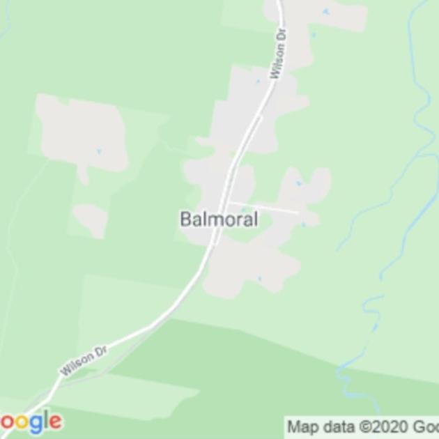 Balmoral, NSW field guide