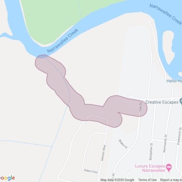 Garrad Reserve Walking Track