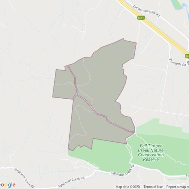 Klings Reserve field guide