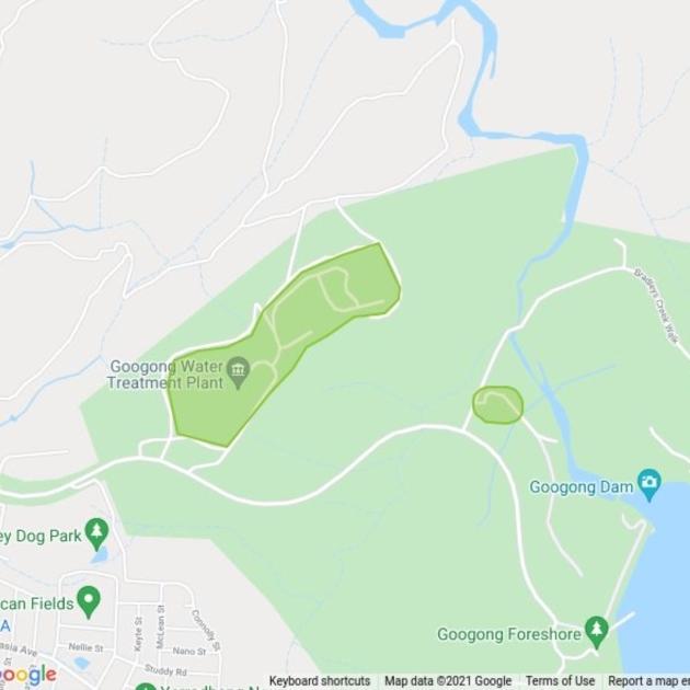 Googong Water Pumping Station field guide