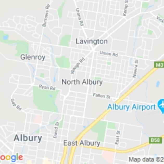 North Albury, NSW field guide