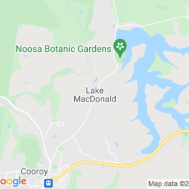 Lake MacDonald, QLD field guide