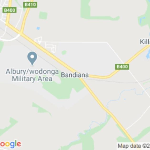 Bandiana, VIC field guide