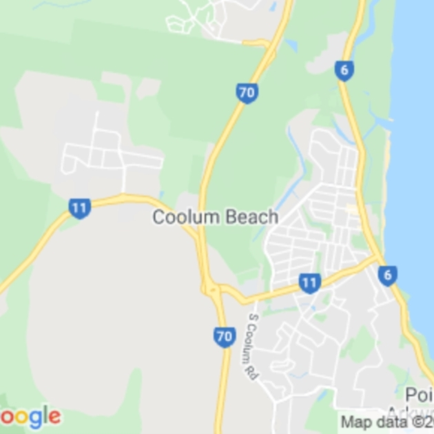 Coolum Beach, QLD field guide
