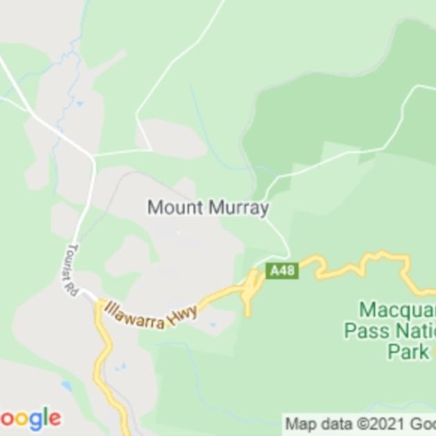 Mount Murray, NSW