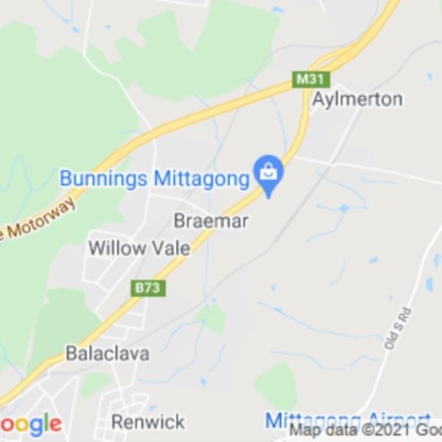 Braemar, NSW field guide