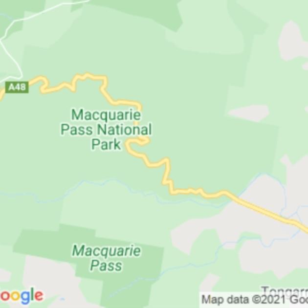 Macquarie Pass, NSW field guide