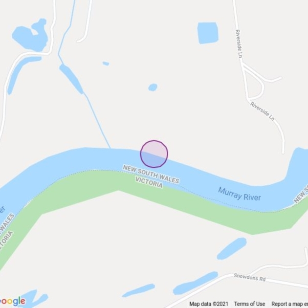 Monitoring Site 068 - Riparian