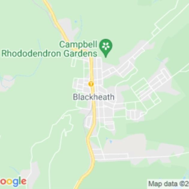 Blackheath, NSW field guide