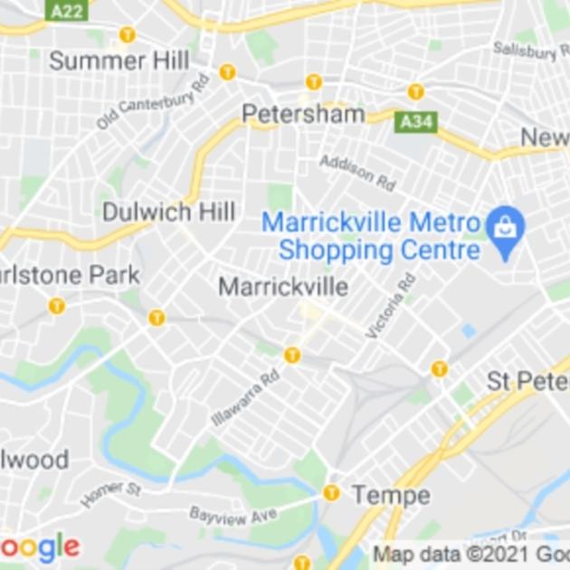 Marrickville, NSW field guide