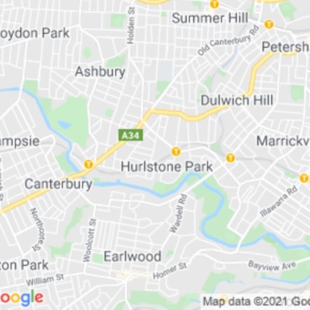 Hurlstone Park, NSW field guide