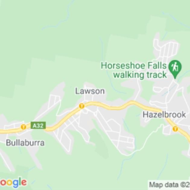 Lawson, NSW field guide