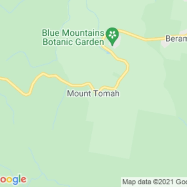 Mount Tomah, NSW field guide