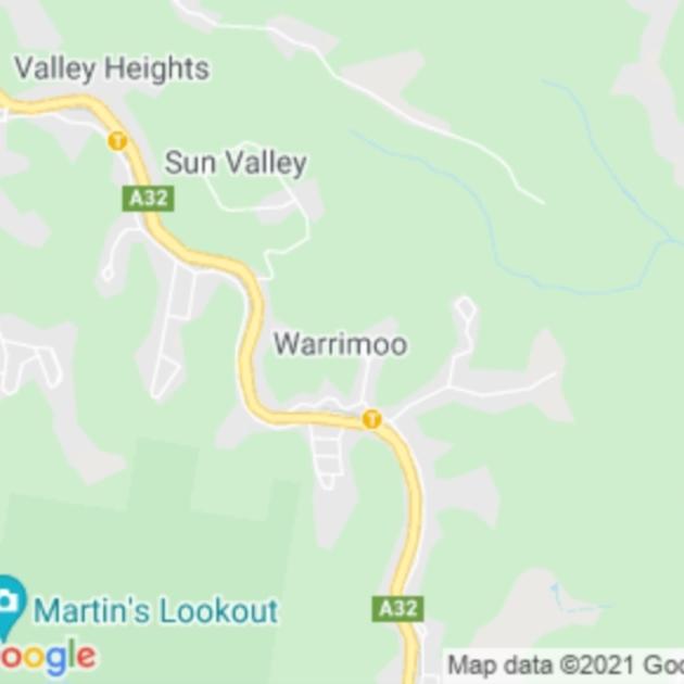 Warrimoo, NSW field guide
