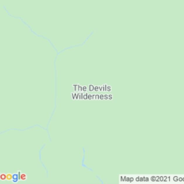 The Devils Wilderness, NSW field guide