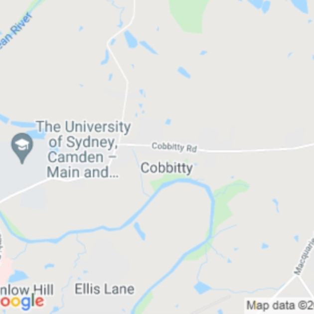 Cobbitty, NSW field guide