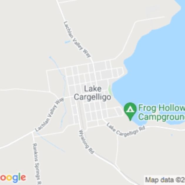 Lake Cargelligo, NSW field guide