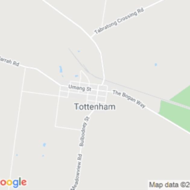 Tottenham, NSW field guide