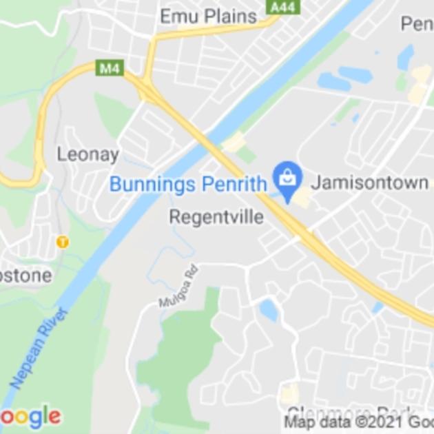 Regentville, NSW field guide