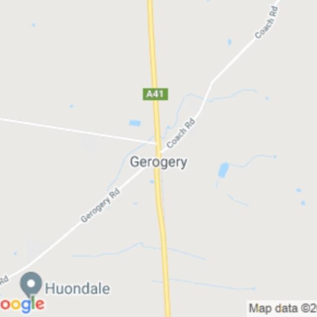 Gerogery, NSW field guide