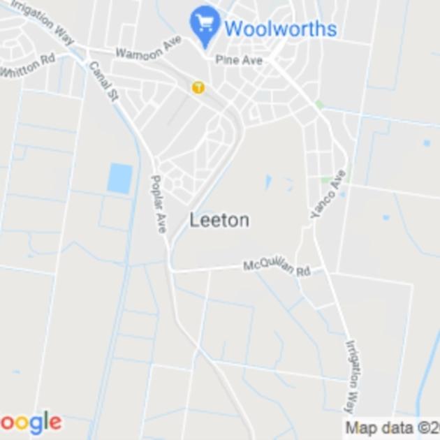 Leeton, NSW field guide