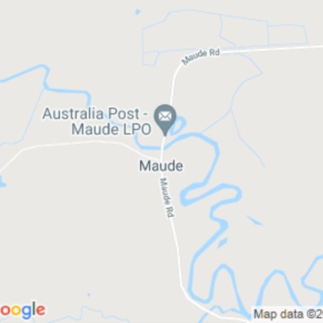 Maude, NSW field guide