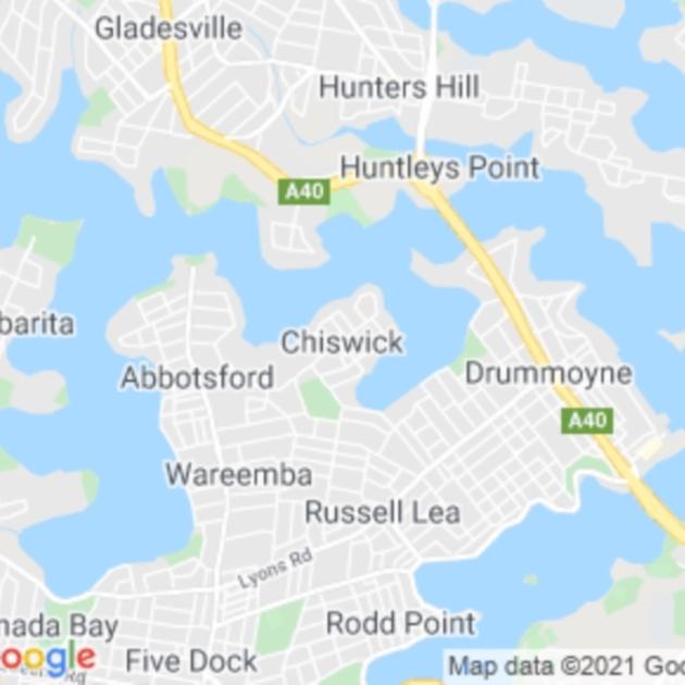 Chiswick, NSW field guide
