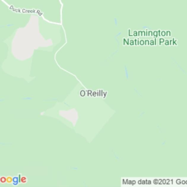 O'Reilly, QLD