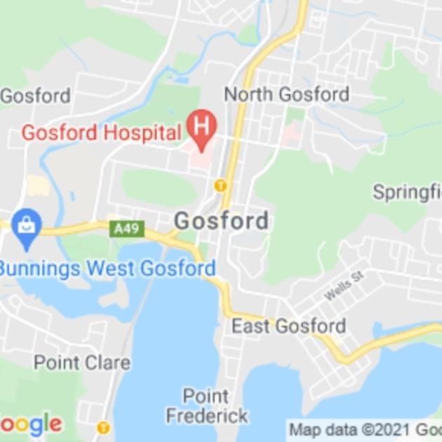 Gosford, NSW field guide