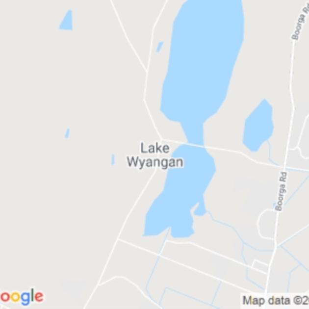 Lake Wyangan, NSW