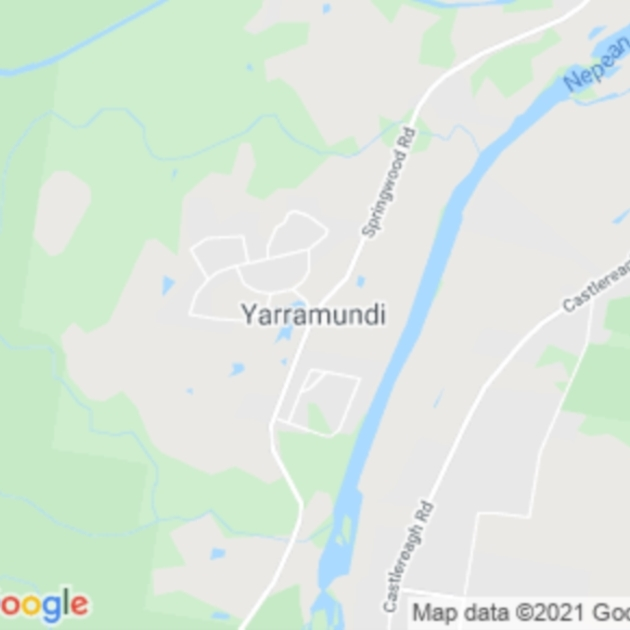 Yarramundi, NSW field guide