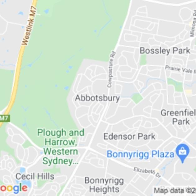 Abbotsbury, NSW field guide