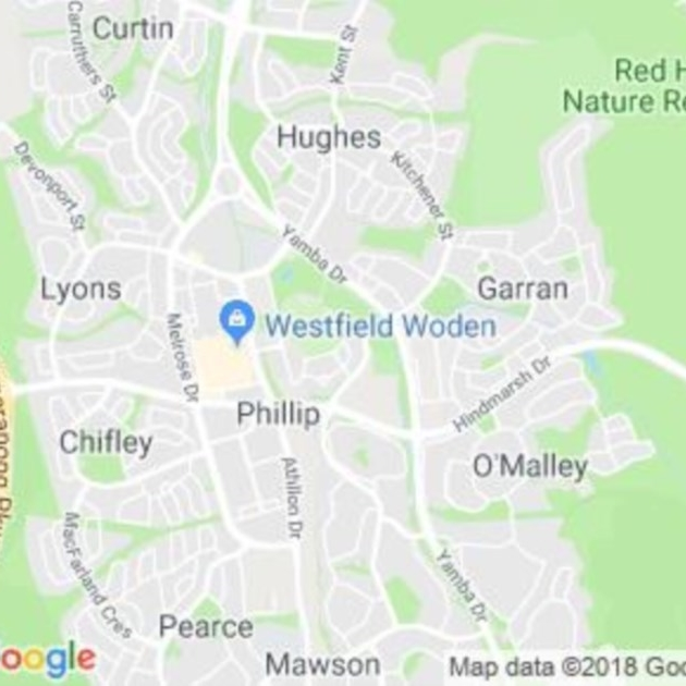 Woden Valley, ACT field guide