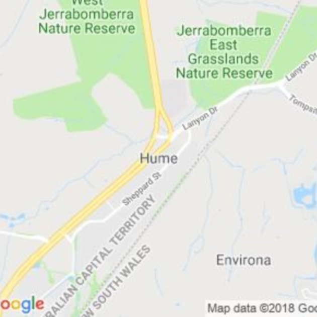 Hume, ACT field guide