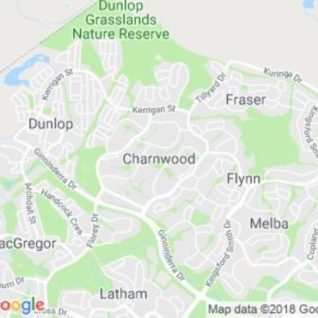 Charnwood, ACT field guide