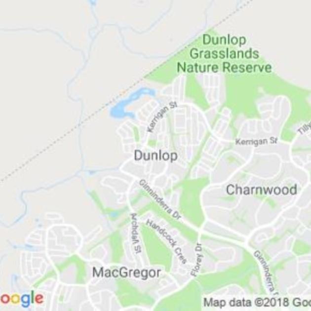 Dunlop, ACT field guide
