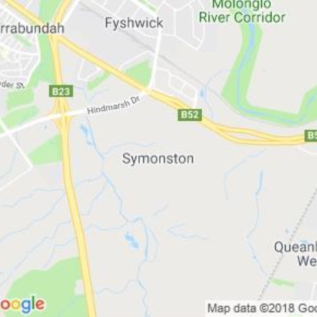Symonston, ACT field guide