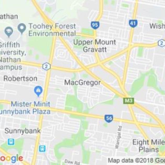 Via Macgregor, NSW field guide