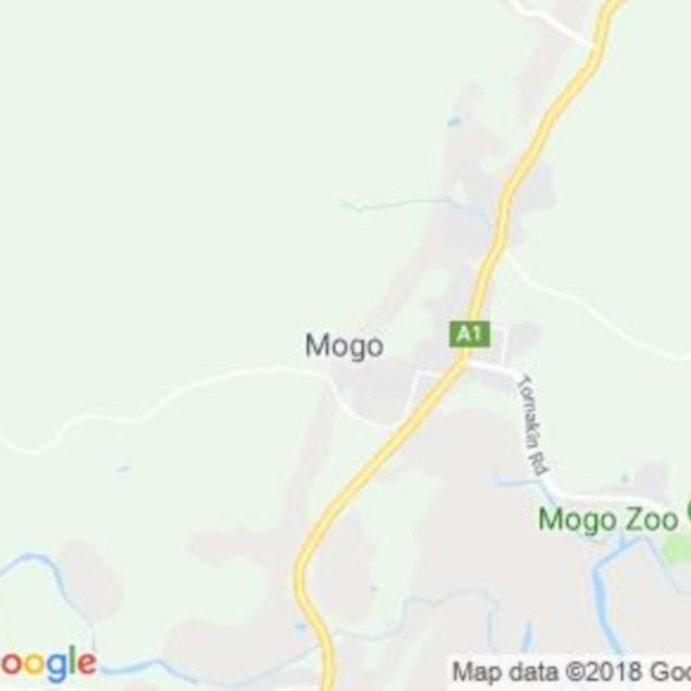 Mogo, NSW field guide