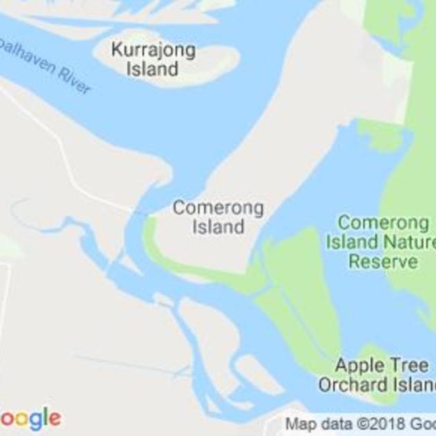 Comerong Island, NSW field guide