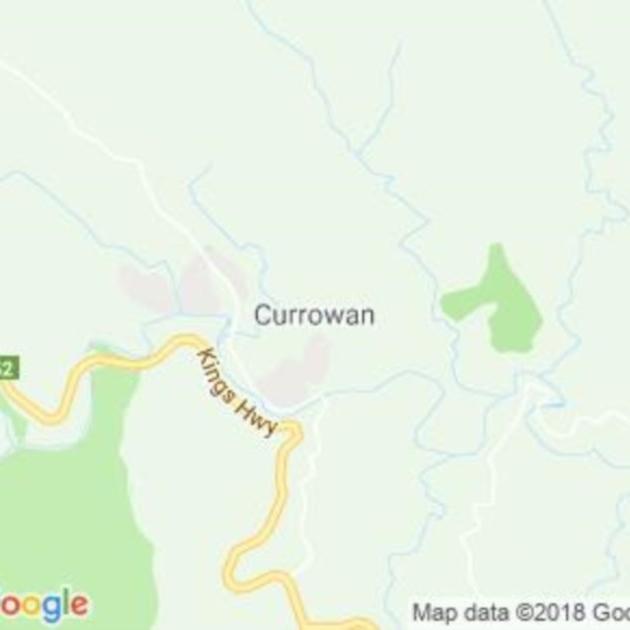 Currowan, NSW field guide