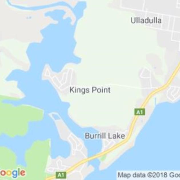 Kings Point, NSW field guide