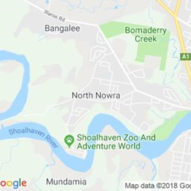 North Nowra, NSW field guide