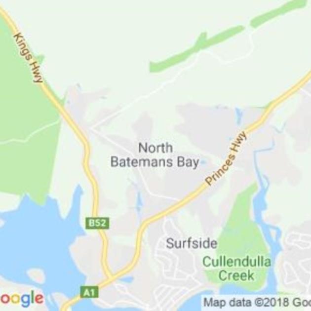 North Batemans Bay, NSW field guide