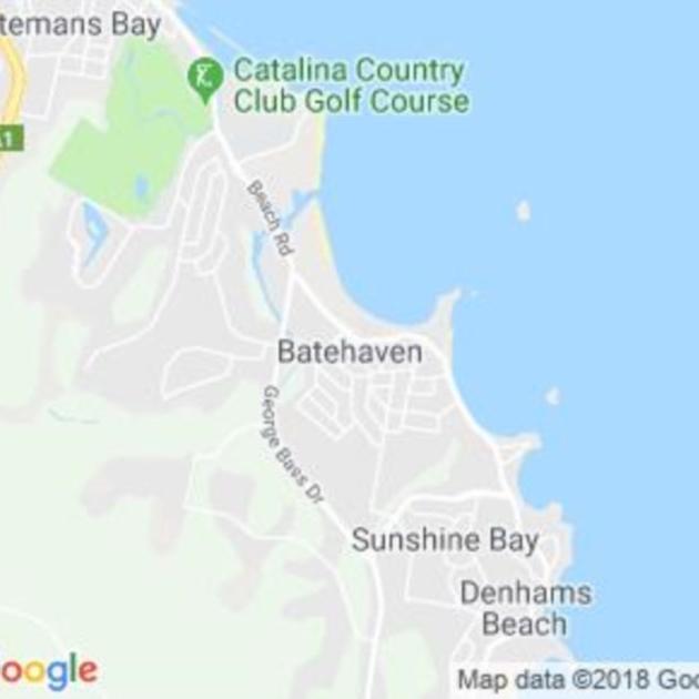 Batehaven, NSW field guide