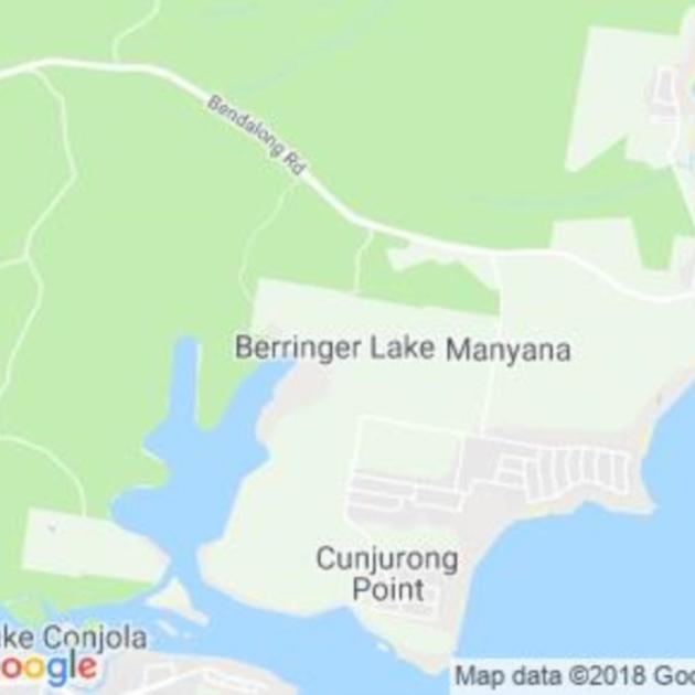 Berringer Lake, NSW field guide