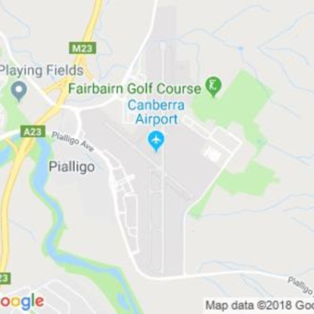 Canberra International Airport, ACT field guide