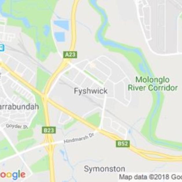 Fyshwick, ACT field guide
